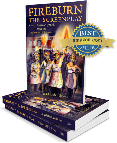 Fireburn the Screenplay cover art