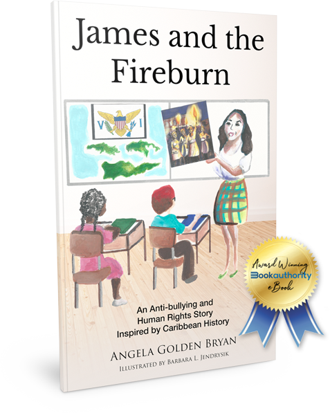 Kames and the Fireburn book cover