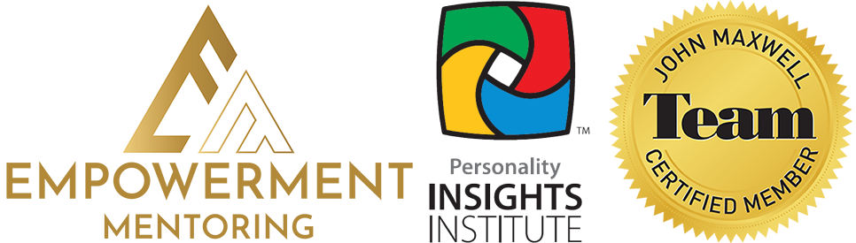 Empowerment Mentoring, Personality Insights Institute, John Maxwell Certified Team Member