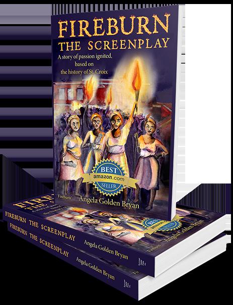 Fireburn the Screenplay